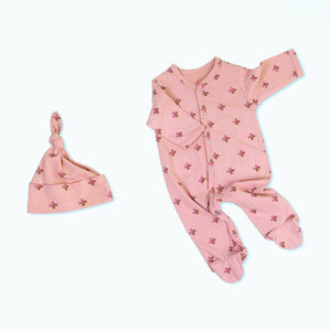 Penelope the poodle Organic Cotton Baby Set 3