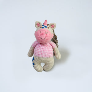 Uma the Unicorn Cashmere Toy