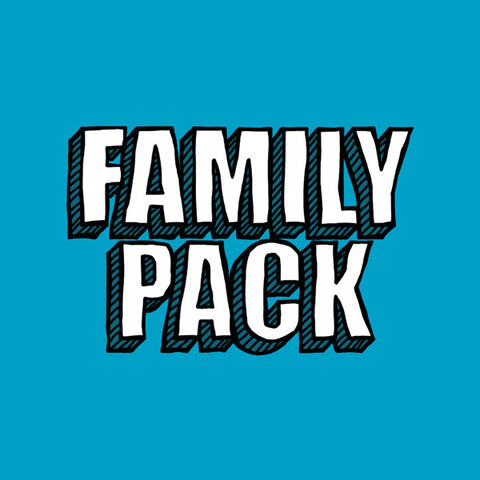 Staffordshire University Family Pack