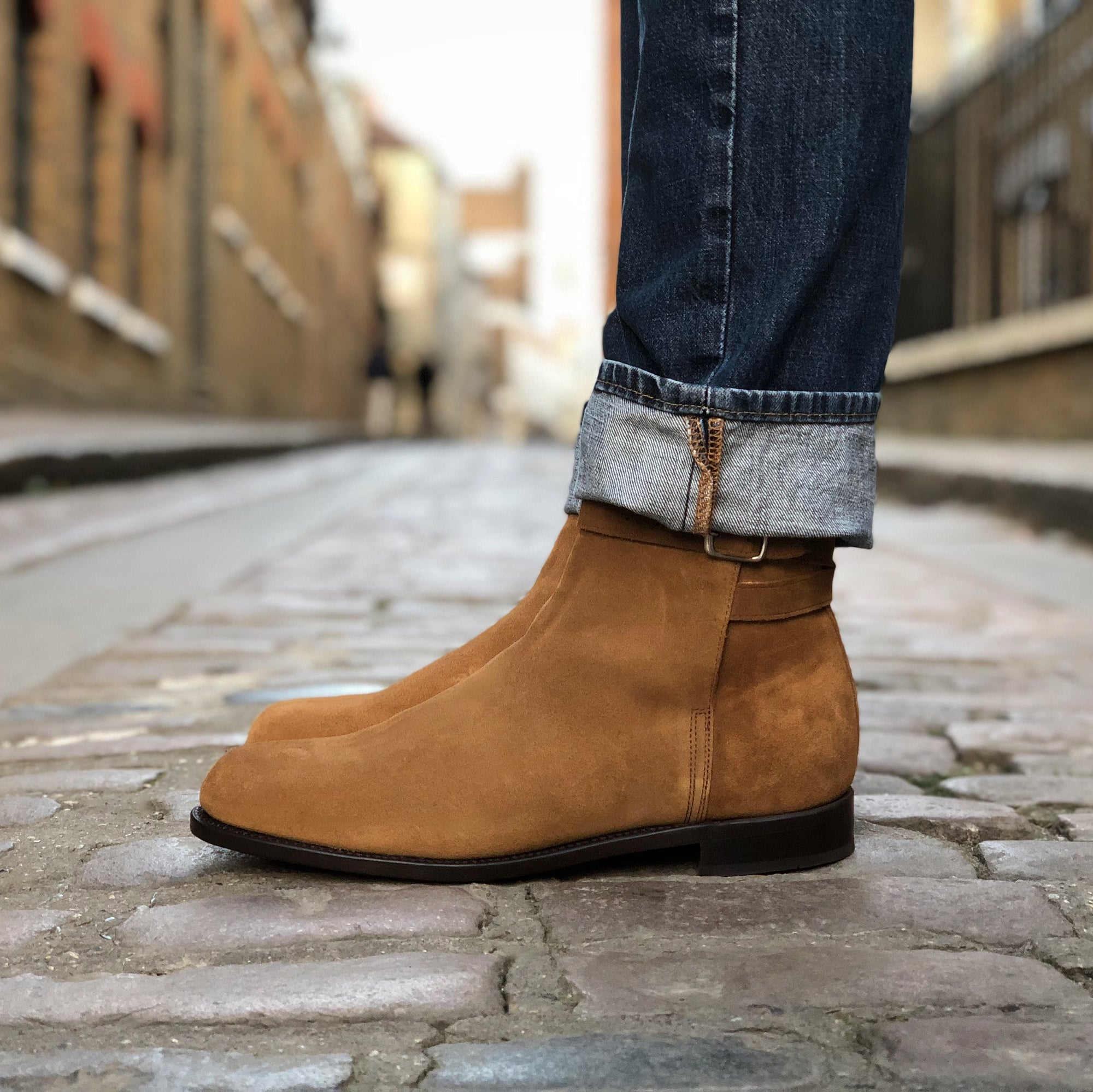 Men's Jodhpur Boots from Hugs & Co.