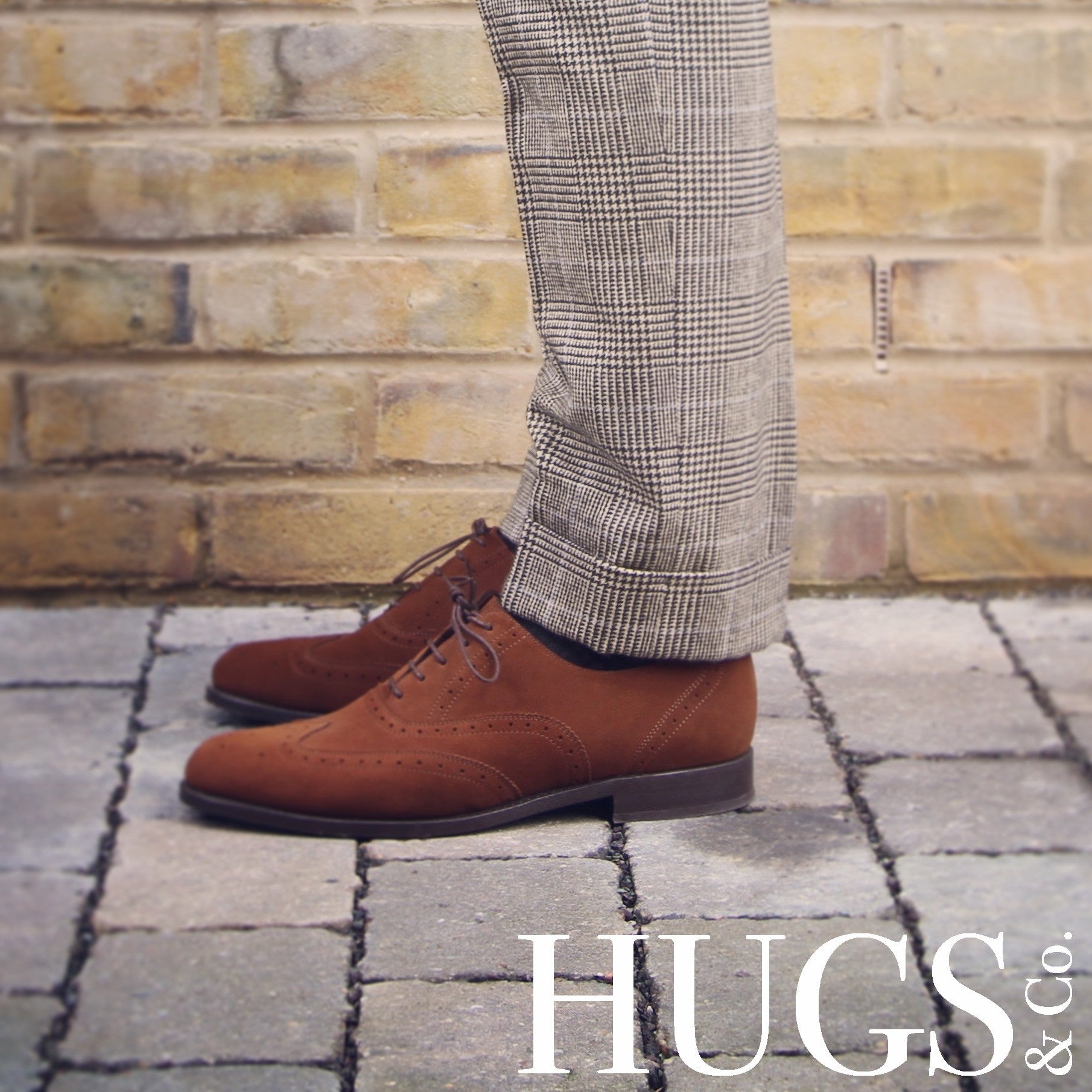 hugs and co brogues