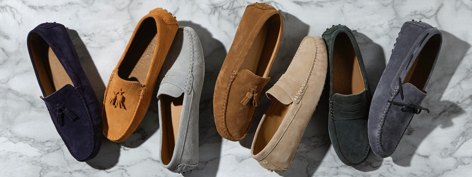 Men's driving loafers