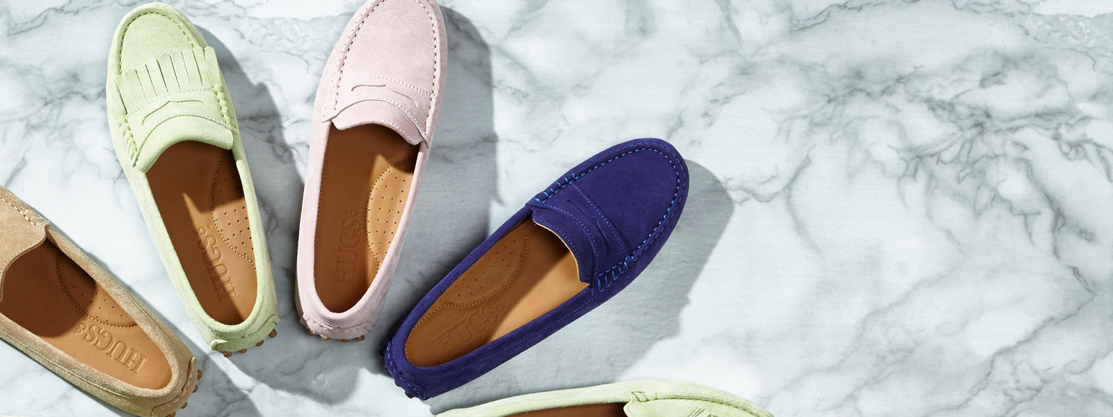 Women's penny driving loafers