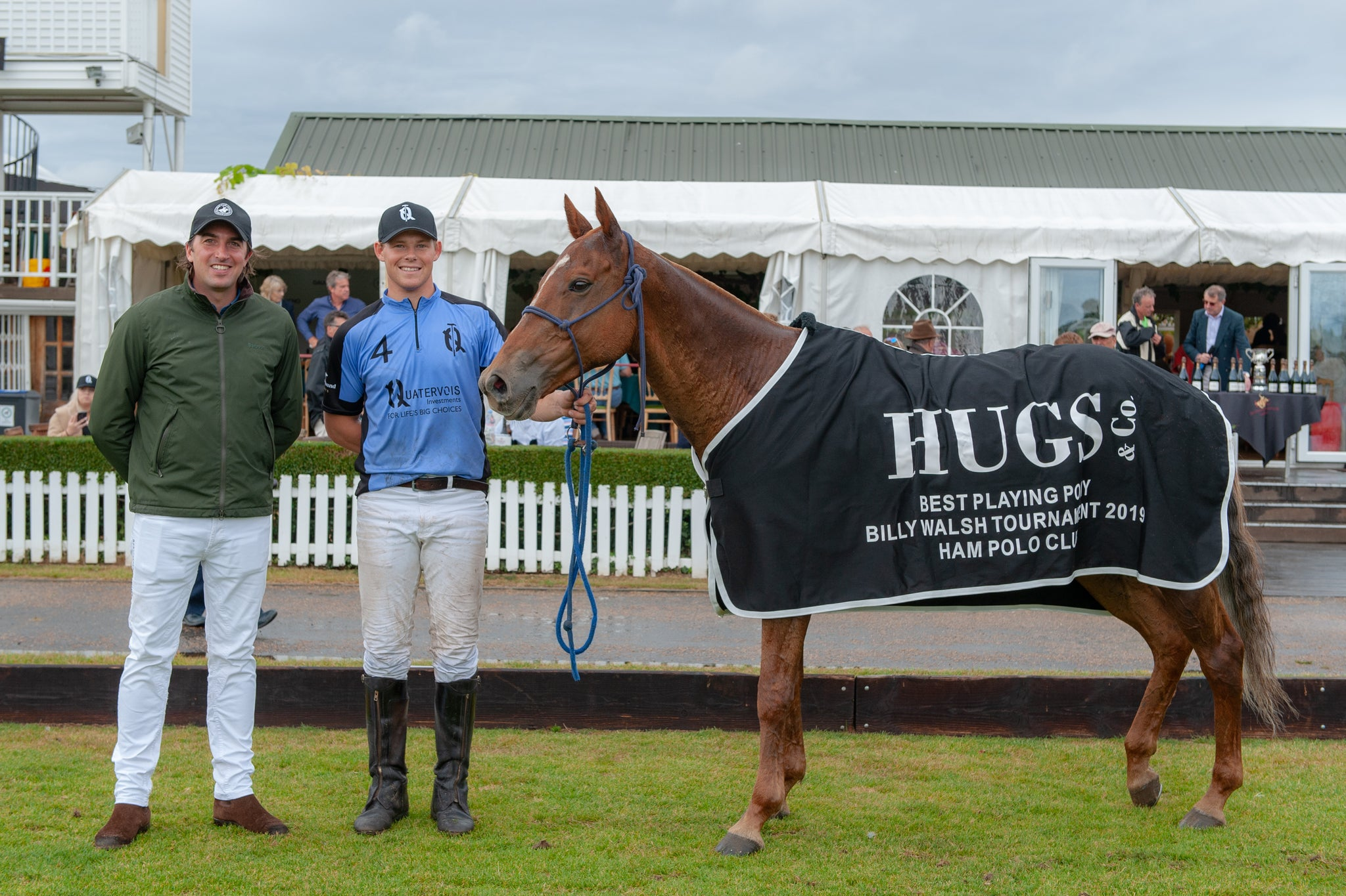 Hugs & Co. Ham Polo Club