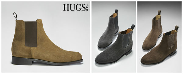 Hugs and co Chelsea Boots