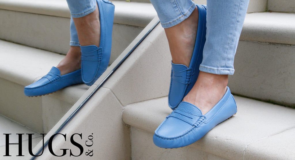 Hugs and co women's driving loafers