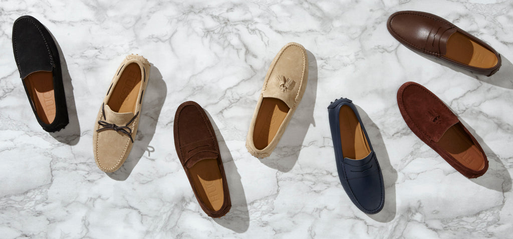Hugs & Co. driving loafers
