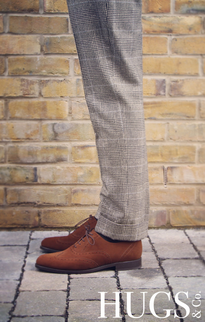 hugs and co shoes suede brogues