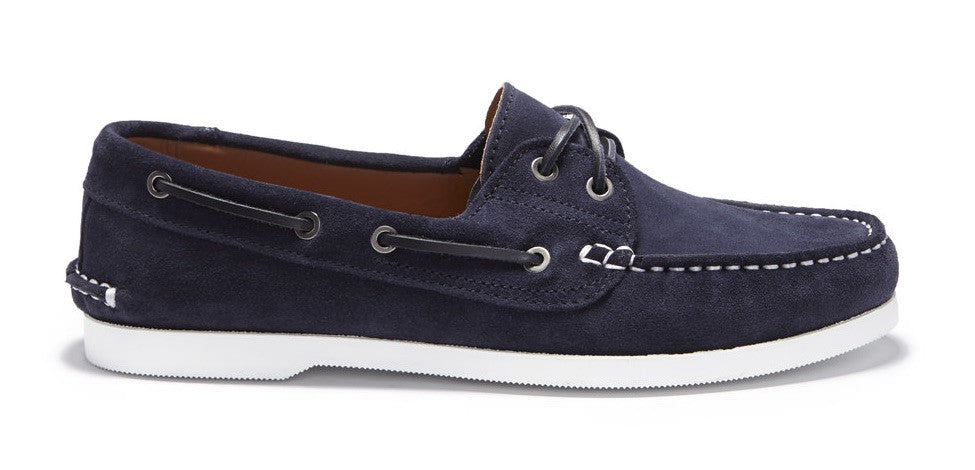 hugs and co mens deck shoes