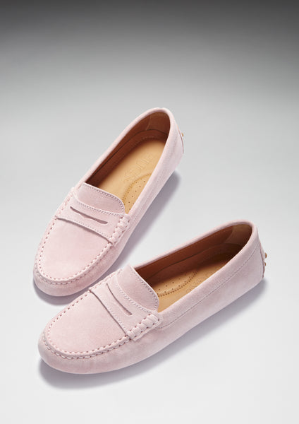 hugs and co women's pink shoes