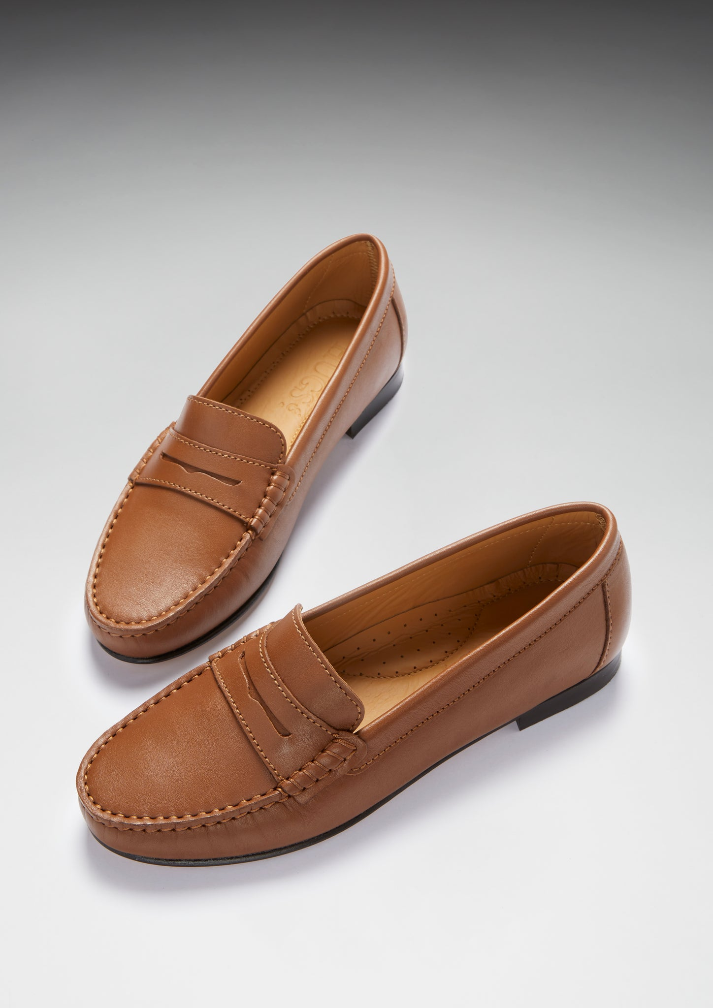 Penny loafers women's hugs and co