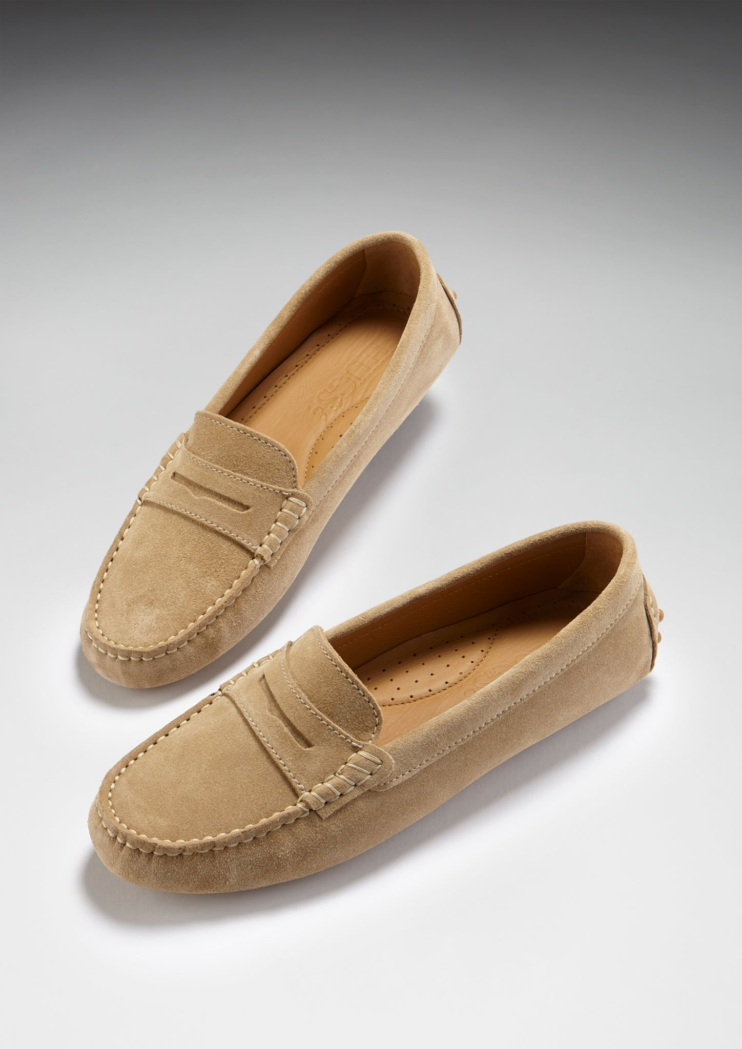 Hugs & Co. ladies penny loafer