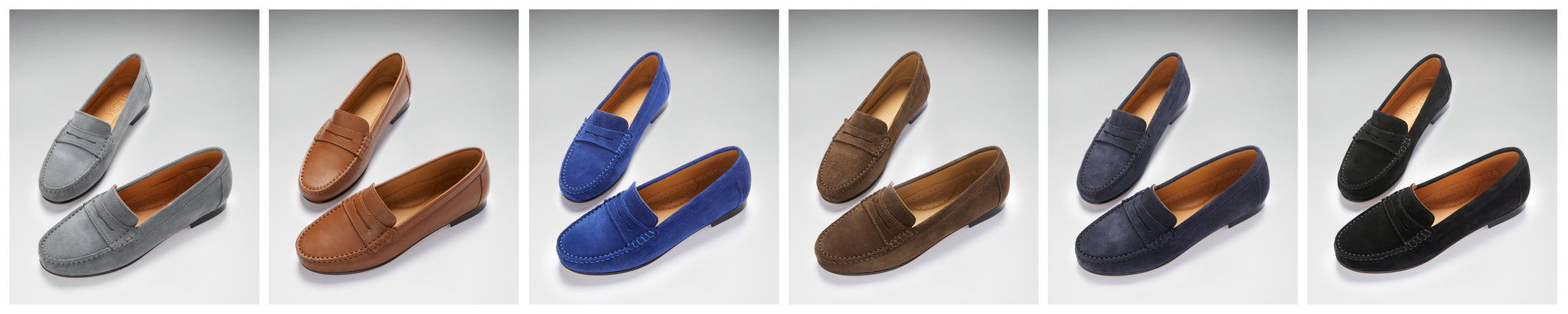hugs & co women's penny loafers