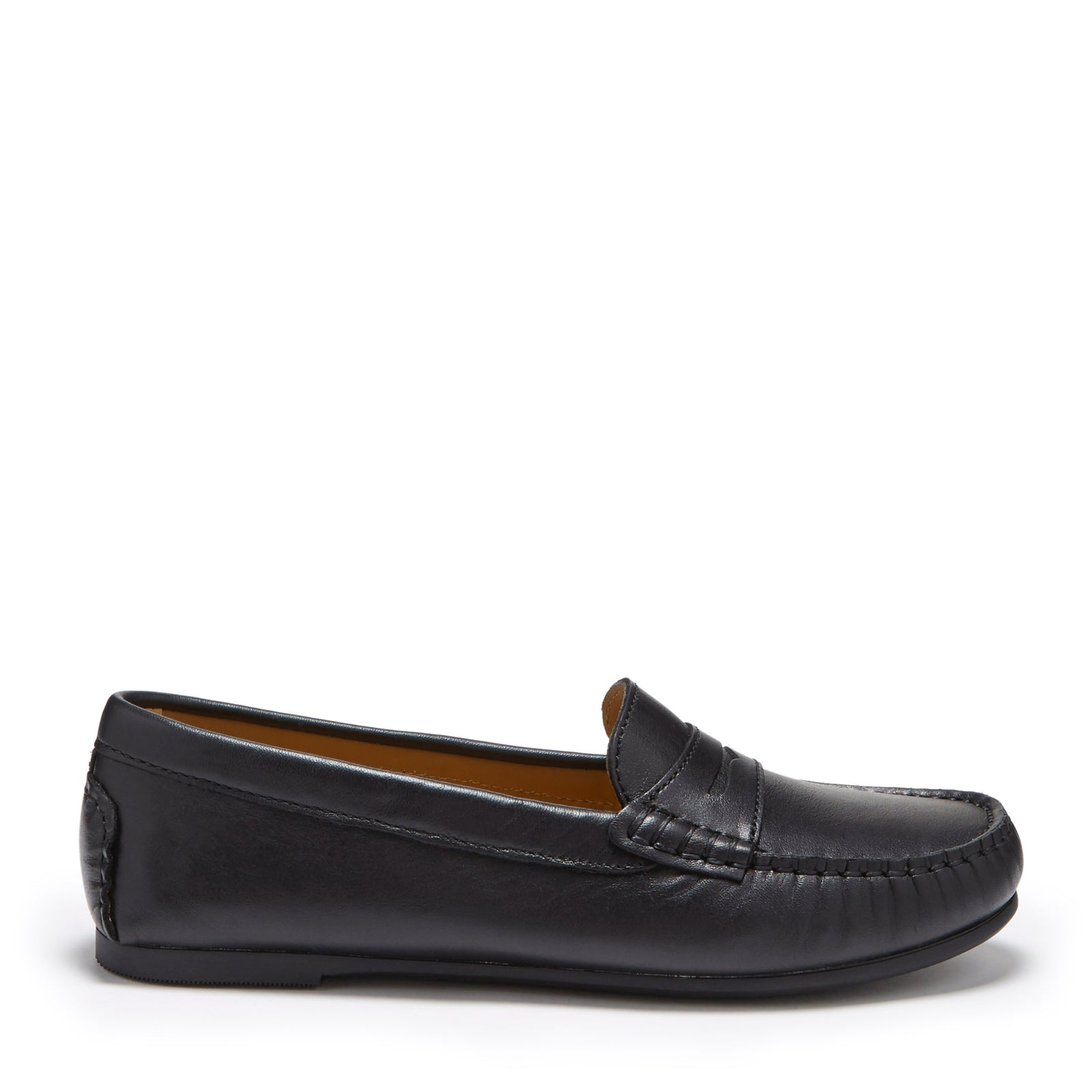 518e2a227fc Women s Penny Driving Loafers Full Rubber Sole