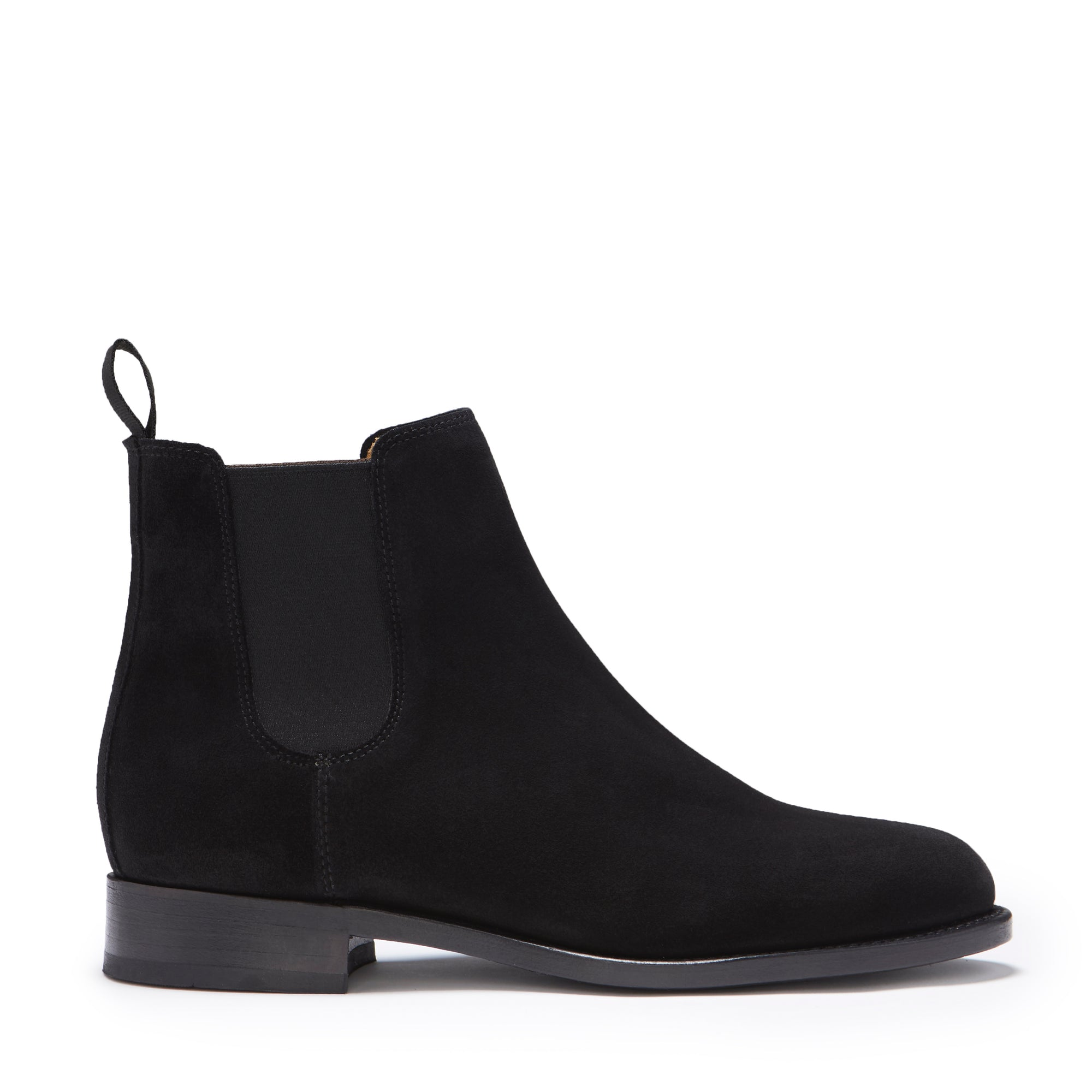 eb56ed8e39ba9 Recently Viewed. Women s Black Suede Chelsea Boots ...
