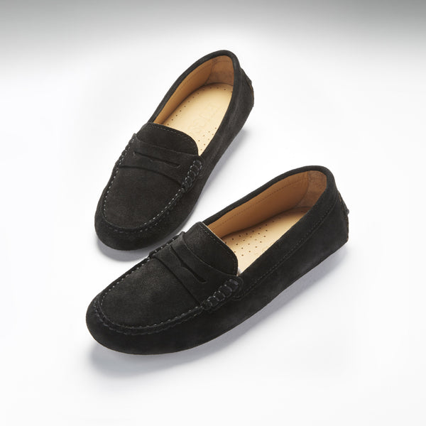 Buy Women's Original Penny Loafers from the Official Hunter Boots Site with Free Delivery and Returns. Click here.