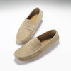 Penny Driving Loafers, taupe suede