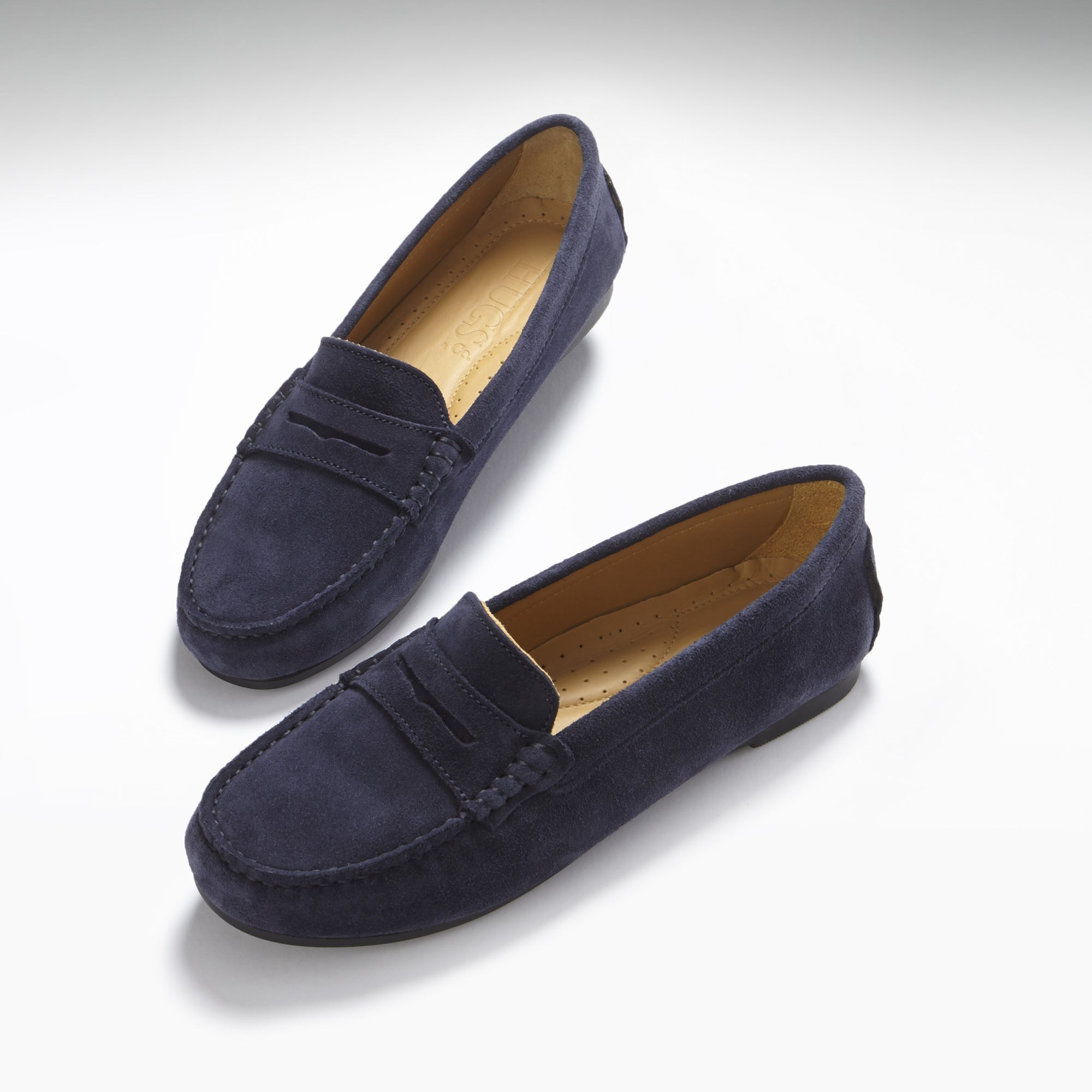 bb79f689401 Women s Penny Driving Loafers Full Rubber Sole