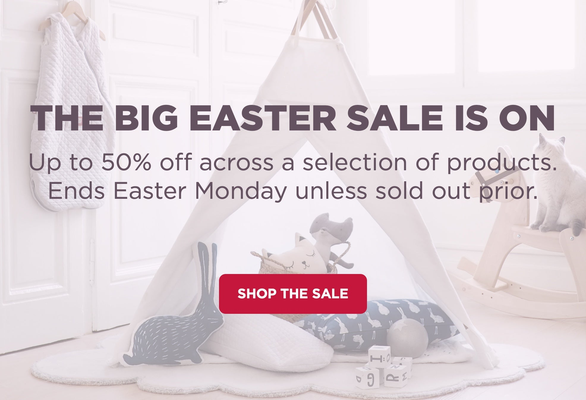 Cocoonababy Easter Sale