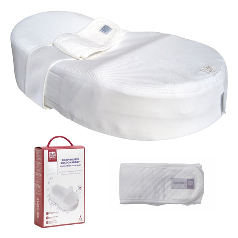 Convenience Pack with Cocoonababy, spare fitted sheet and spare tummy band