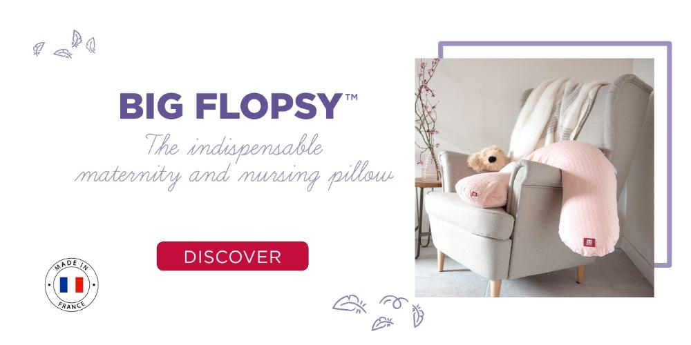 Big Flopsy Maternity and nursing pillow