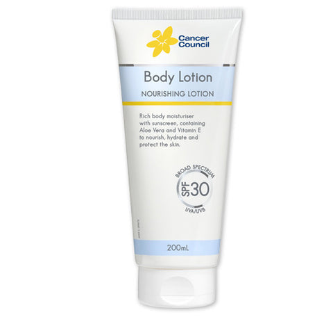 Cancer Council Body Lotion SPF 30