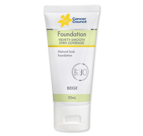 Cancer Council Foundation SPF 30