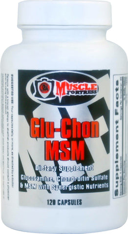 Glu-Chon MSM™ Joint Care