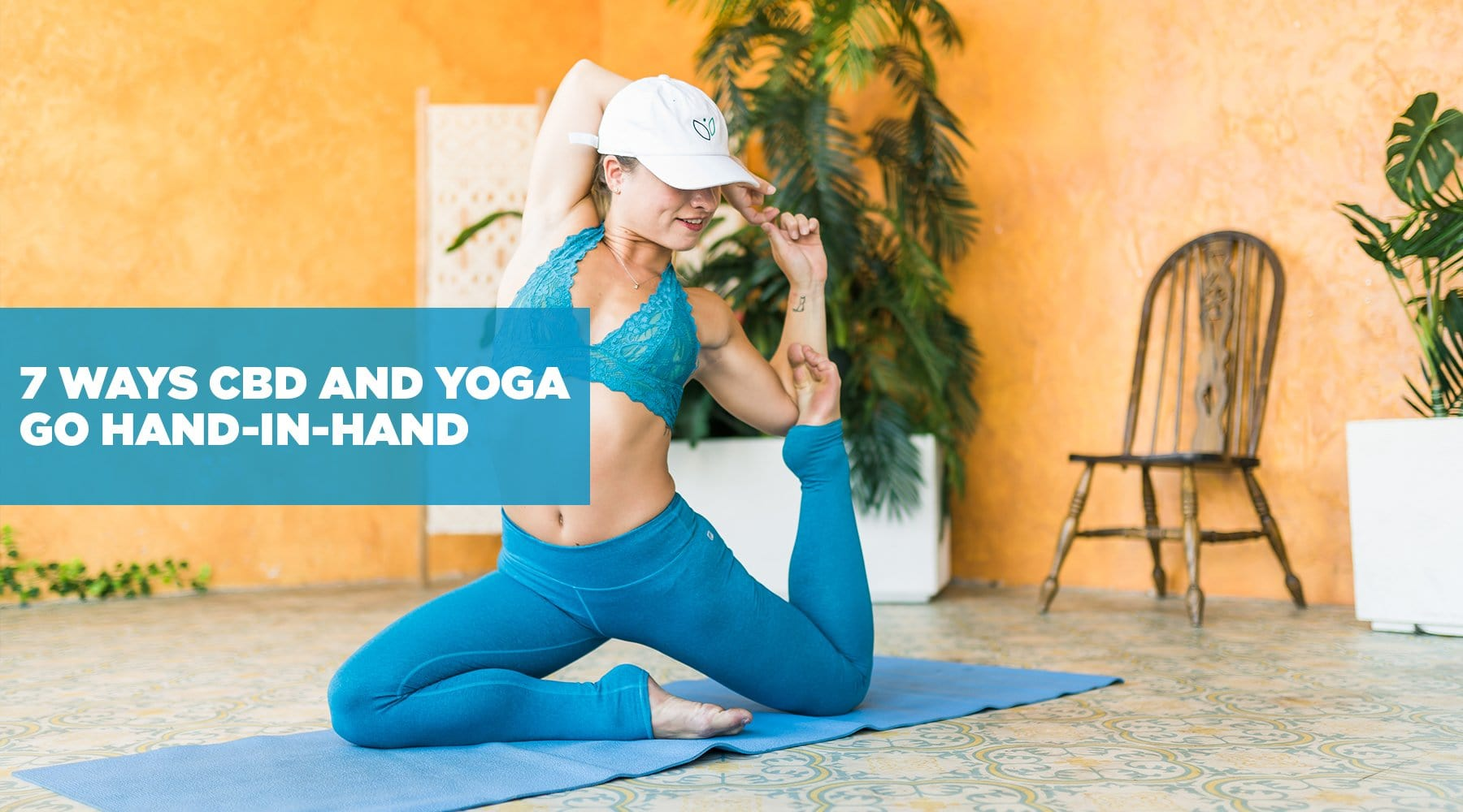 7 Ways CBD and Yoga Go Hand In Hand