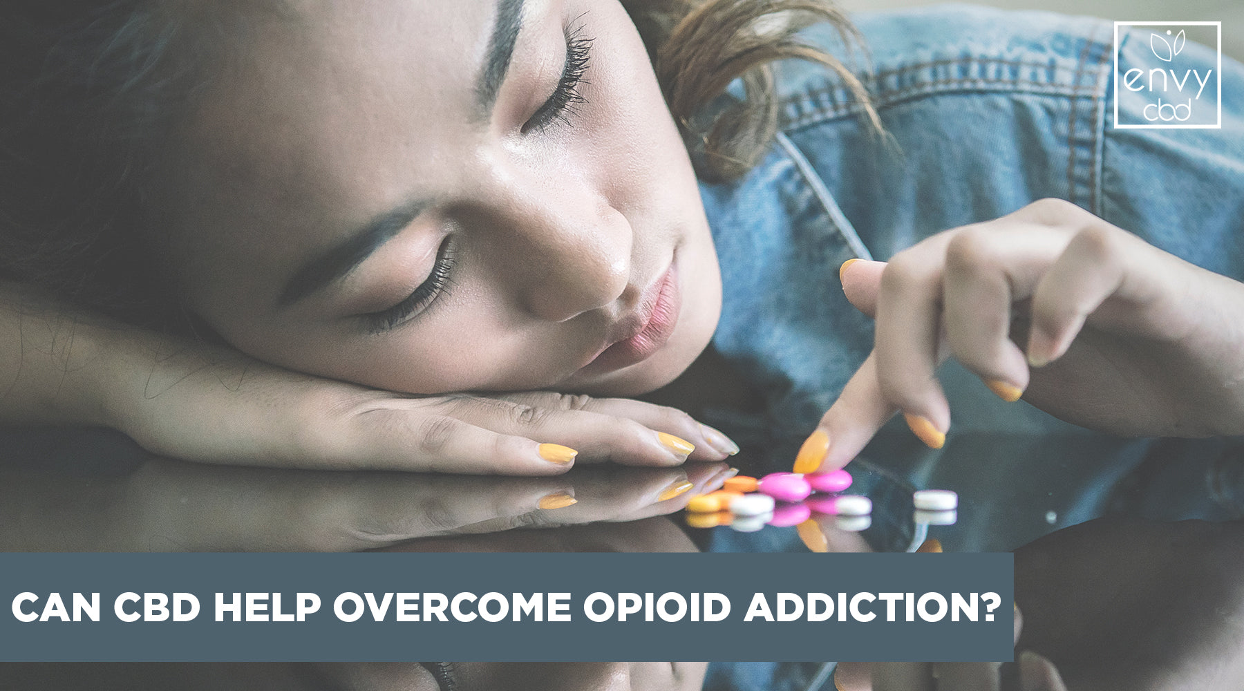 Can CBD Help Overcome Opioid Addiction?
