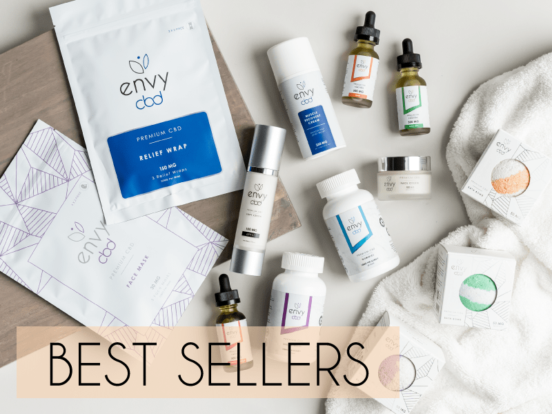 Best Selling CBD Products