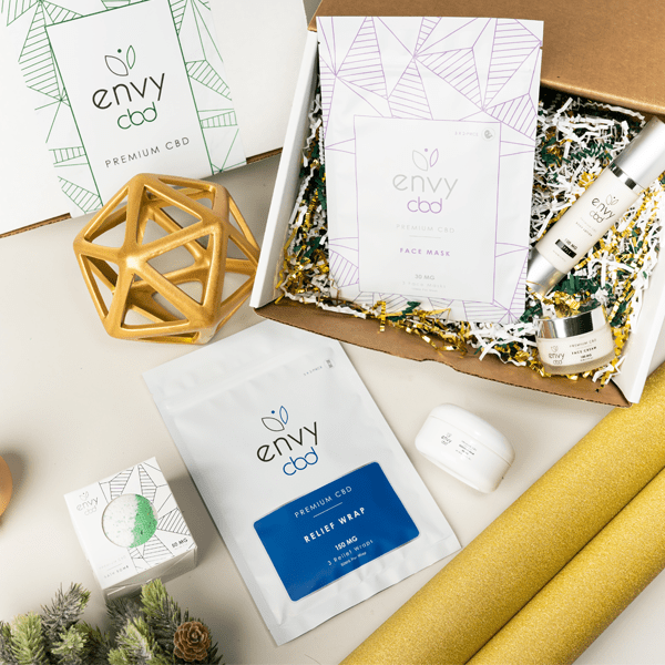 Topicals Gift Set | Envy CBD