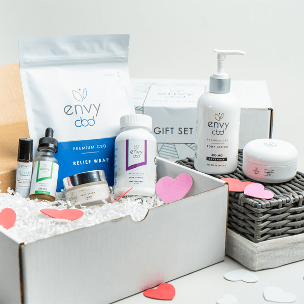 Diamond Edition Gift Set | Envy CBD
