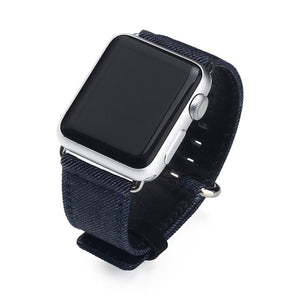 Denim Apple Watch Band 38-42mm