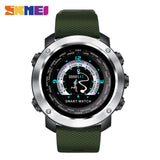 SKMEI Smart Digital Watch HeartRate Calories Bluetooth Watches Waterproof Fashion Watches relogio masculino for ios android W30