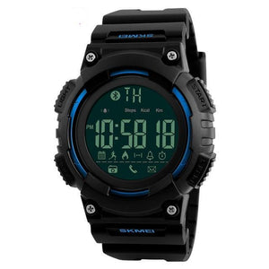 SKMEI  Smart Watch Call SMS Reminder Calorie Bluetooth Horloge
