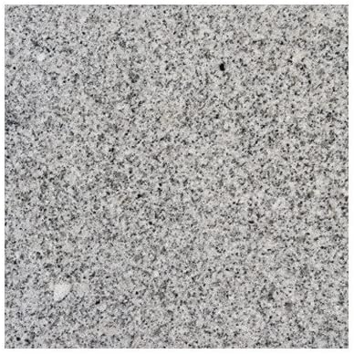 "12"" x 12"" Polished Granite Tile in Bianco Catalina - Free Shipping"