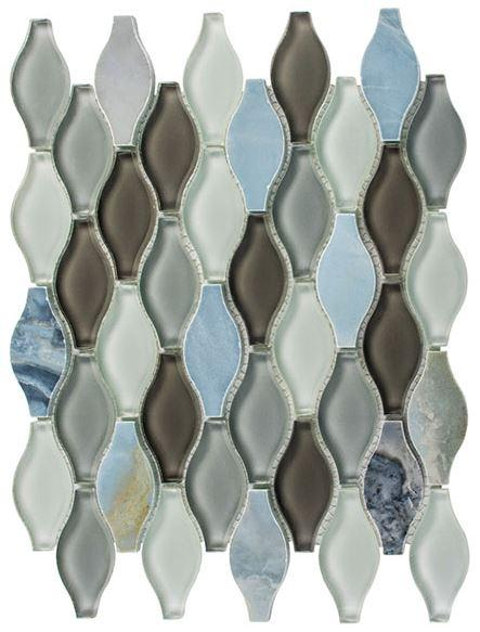 Glazzio Tiles Polar Grey SGS72