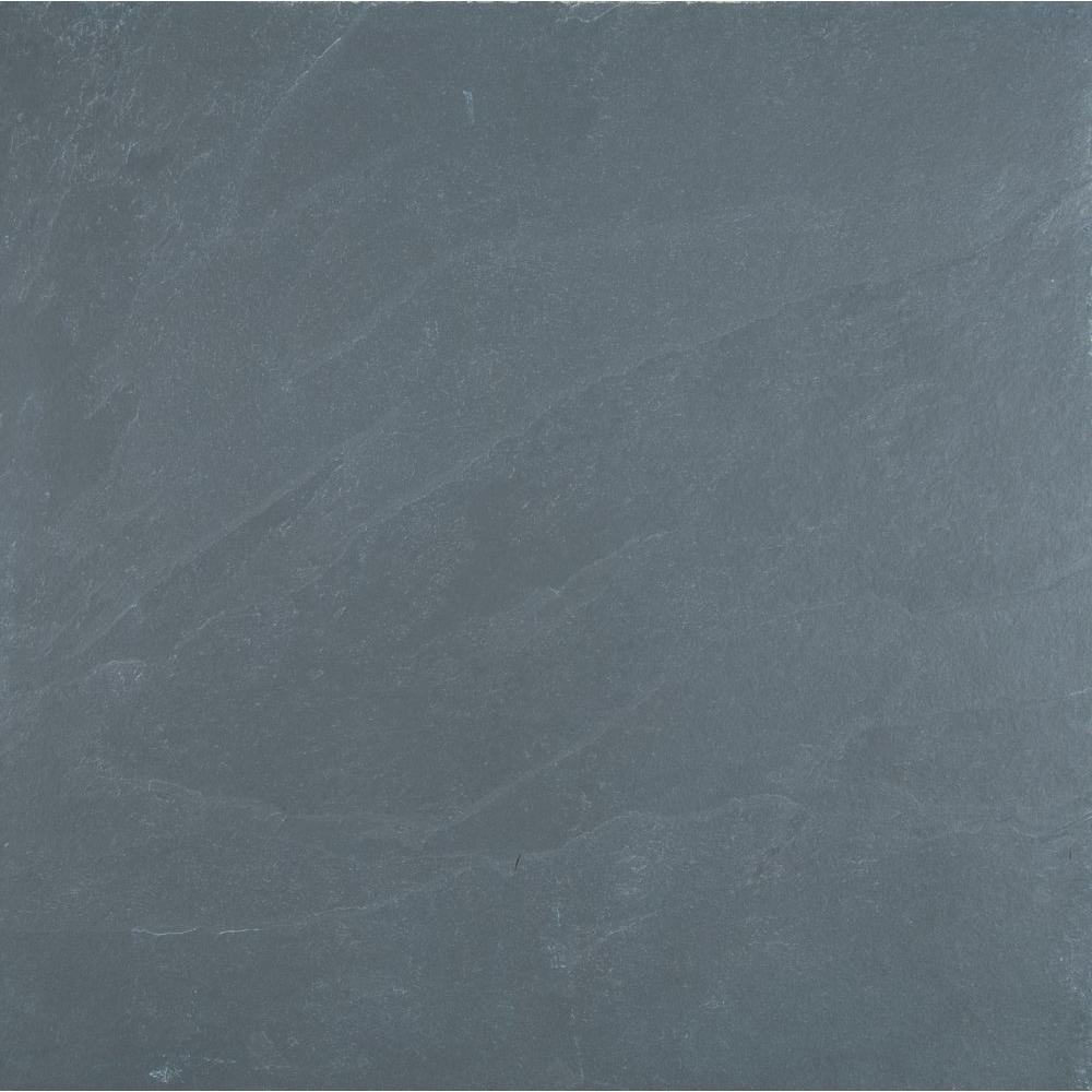 MS International Montauk Blue 16 in. x 16 in. Gauged Slate Floor and Wall Tile (8.9 sq. ft. / case)