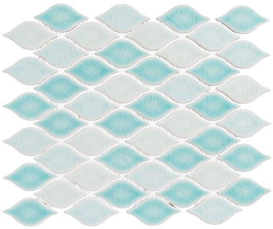 Glazzio Tiles Sea Breeze CLD495