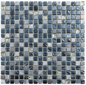 Glazzio Tiles Starry Night (5/8 x 5/8 x 1/4) OP07
