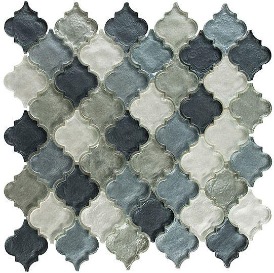 Glazzio Tiles Waterfall Grey DTL3006