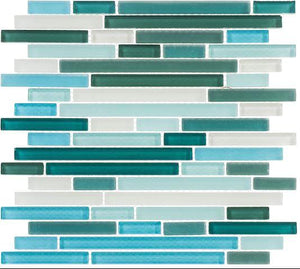 Glazzio Tiles Florida Keys (5/8 x Random Brick)  S31