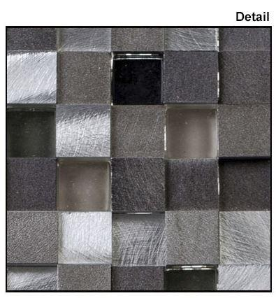 Glazzio Tiles Metallic Weather OS1003