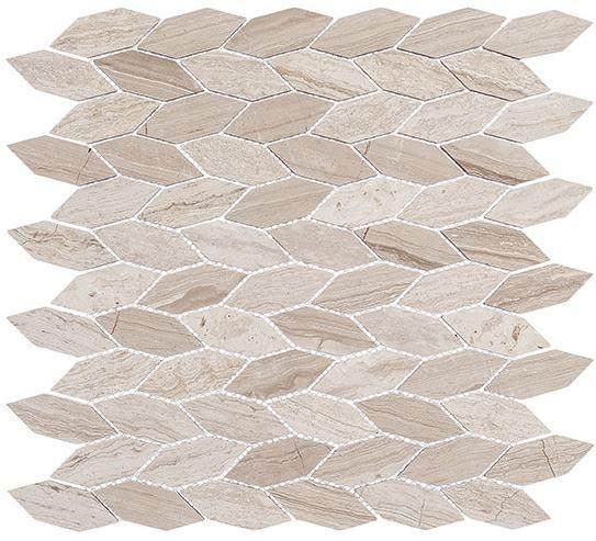 Glazzio Tiles Virginia Dunes (Long Hex) CLNL288