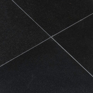 "Emser Tile Granite Tile, 12"" x 12"" Absolute Black - Free Shipping"