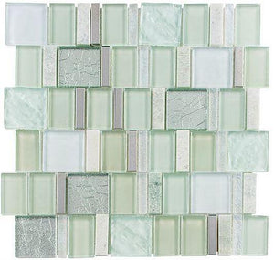 Glazzio Tiles Aviation Mint AS72