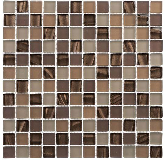 Glazzio Tiles Brown Tepee OP30