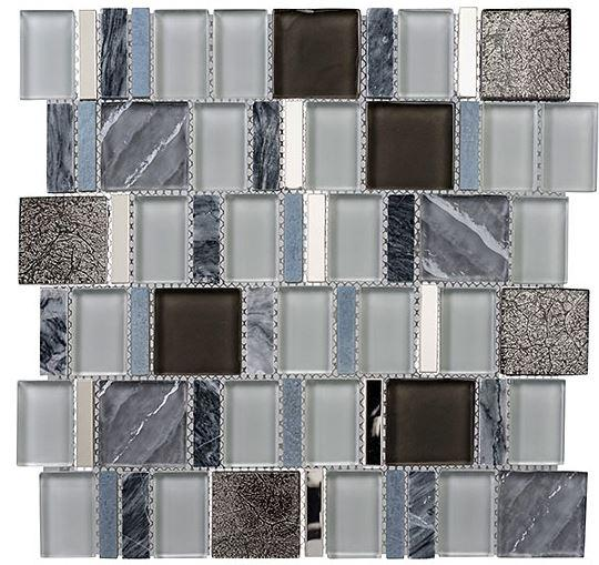 Glazzio Tiles Evolution Grey AS77