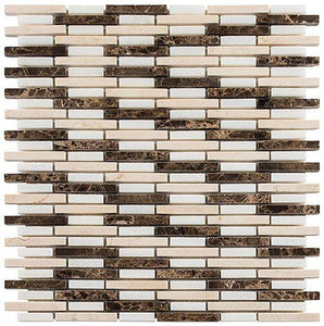 Glazzio Tiles Striped Birch CTRZ334